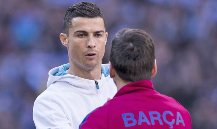 8edcccda9 How Lionel Messi is  inferior  to Cristiano Ronaldo - Alexander Hleb makes  huge claim