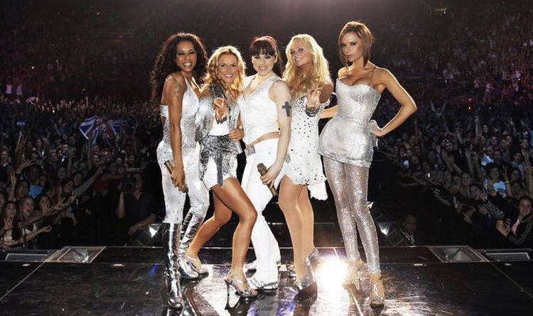 aff607ca19b1 Spice Girls 'pay Posh MILLIONS' not to come on tour: When does Spice World  tour start?