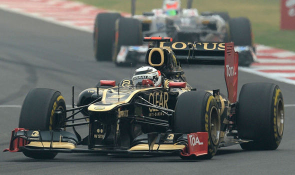Renault complete takeover of Lotus Formula One team after paying