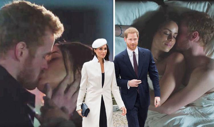 Meghan Markle Latest Prince Harry Steamy Tv Film Sparks Outrage From Royal Society Tv Radio Showbiz Tv Express Co Uk