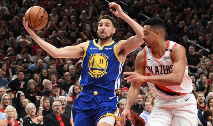 f8b005d33c0 Klay Thompson to Lakers: Warriors star's dad drops stunning revelation about  free agency
