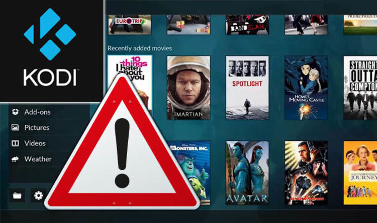 Kodi WARNING - Security risk alert after popular add-on makes SHOCK