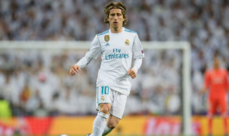 Real Madrid Transfer News Could Luka Modric Leave After Shock Claim