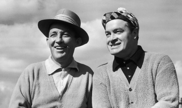 New Bob Hope biography reveals he hated Bing Crosby and was a ...