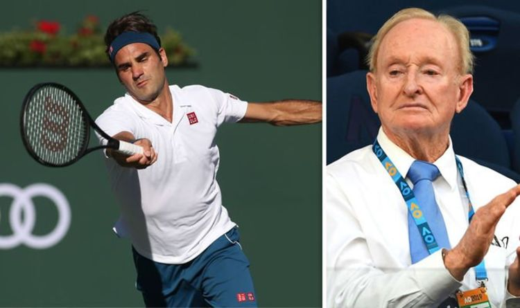 3ae7aac0b6c68d Roger Federer once told Rod Laver THIS about retirement… fans will love it