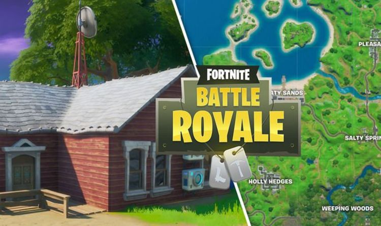 Fortnite Safe House week 2 CHALLENGE - Map locations revealed for ...
