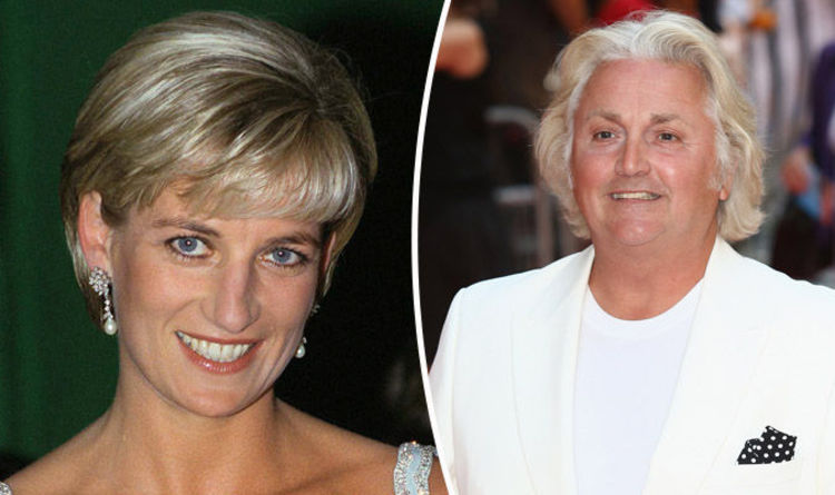 Princess Diana wedding dress designer opens about about her ...