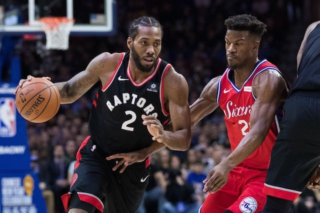 a8d4b71c4bb Nba Free Agency Rumors: Lebron James Has 'already Begun' Recruiting Kawhi  Leonard,