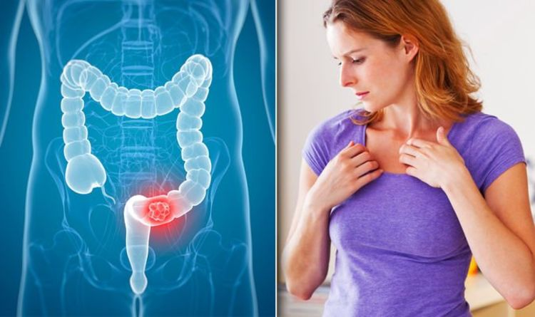 Bowel cancer symptoms: Signs of a tumour include having itchy skin