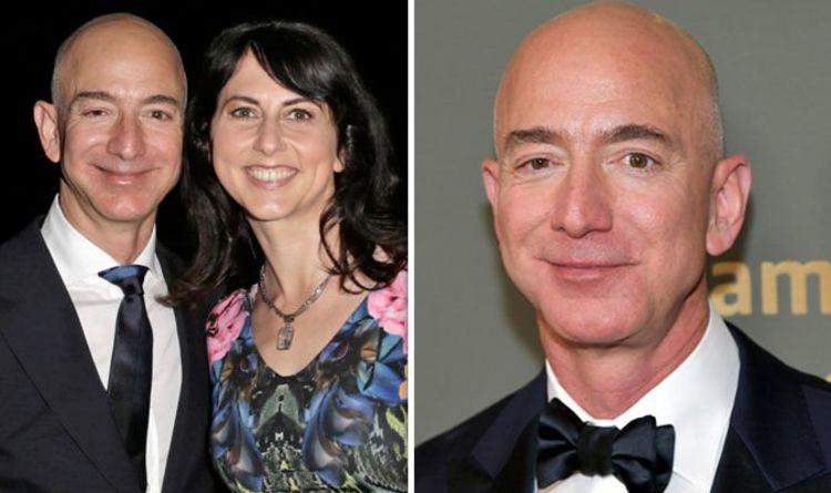 Jeff Bezos Divorce Shock As Amazon Billionaire To Divorce Wife