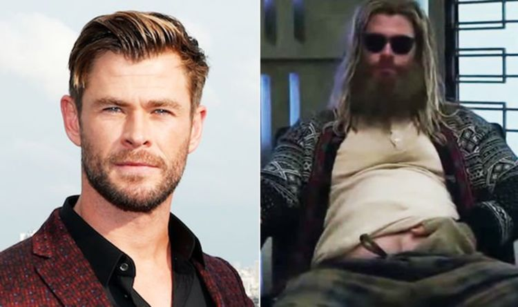 Avengers Endgame: Chris Hemsworth reveals 'Fat Thor' SHOCKED his