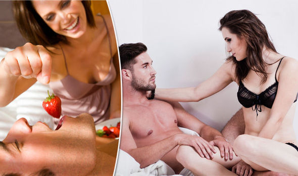 Girls who control the male orgasm