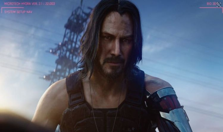 Cyberpunk 2077 release date REVEALED - Keanu Reeves has BAD NEWS for