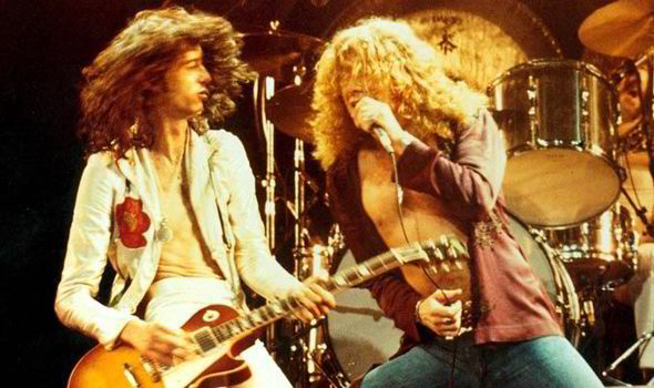 Led Zeppelin song Whole Lotta Love is best guitar riff ever ...