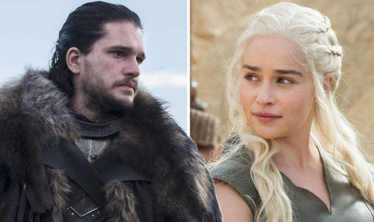 Image result for jon snow and daenerys targaryen