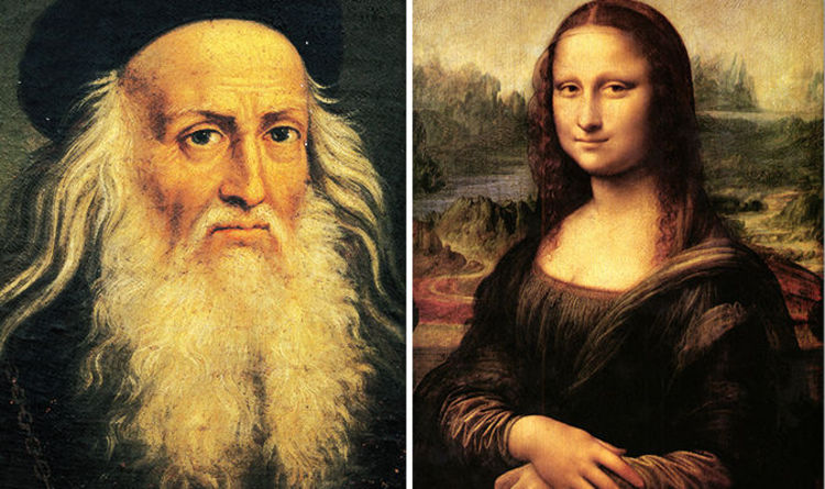Leonardo da Vinci 'hid PROOF of aliens' in the Mona Lisa | Weird