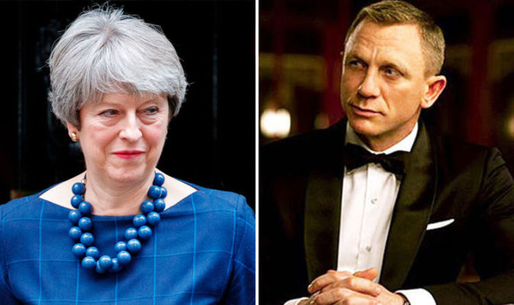 Image result for James Bond: Theresa May Backs Female 007