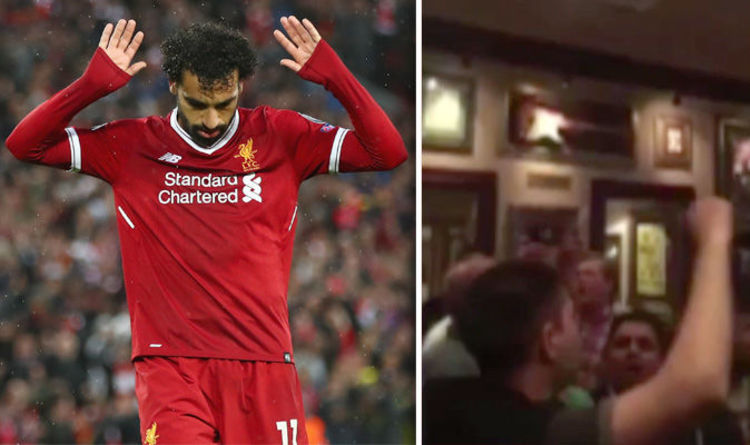 Liverpool fans create new Mohamed Salah chant ahead of Roma