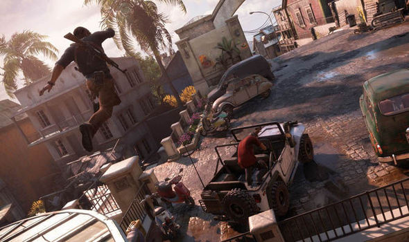Uncharted 4 Nathan Drake S Future Revealed By Naughty Dog