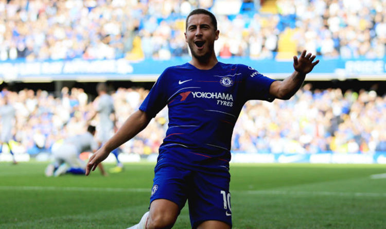 Chelsea   Cardiff As It Happened Eden Hazard Hat Trick Maintains Perfect Record