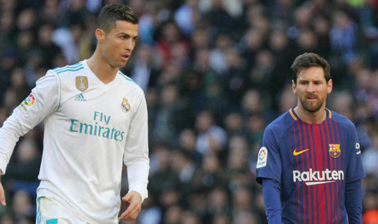 Real Madrid star Cristiano Ronaldo made confession to Lionel Messi after  Barcelona game 0970f9ee4