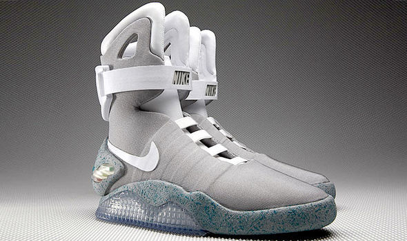 c0e5e9a7336 Nike could release its famous self-lacing Back to the Future ...