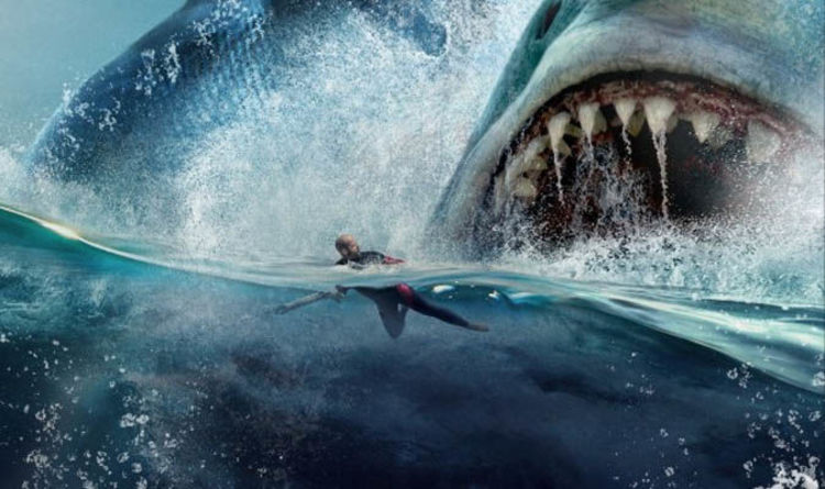 Jessica Mcnamee And Jason Statham To Star As Humans In Shark Thriller Meg