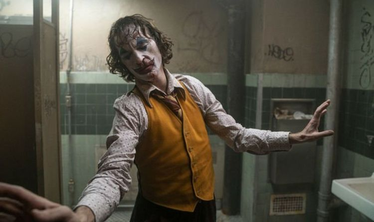 Joker Age Rating How Old Do You Have To Be To Watch Joker Is It Scary Films Entertainment Express Co Uk