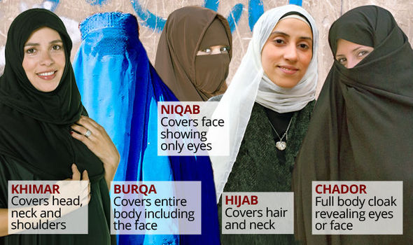 Headwear -. Here are the different types of Muslim dress 60d14925a7e