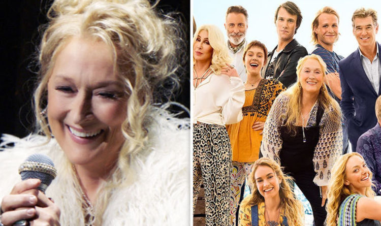 Mamma Mia 2 - Big clue Meryl Streep's Donna IS dead? Song upsets