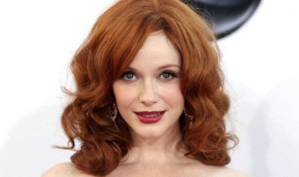 Christina Hendricks Was Regularly Told Her Red Hair Didnt Look Right For Film Roles