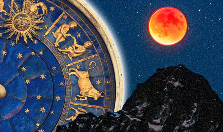 Super Blue Blood Moon Eclipse What Is The Spiritual Meaning Of The