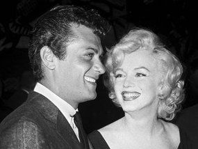 Marilyn Monroe Tony Curtis And A Secret Love Child Express