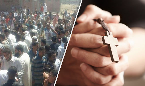 Horrifying mob of 5,000 attacks Christians for BUILDING CHURCH ...
