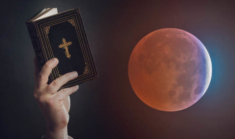 Eclipse 2018 What Does The Bible Say About The Blood Moon Weird