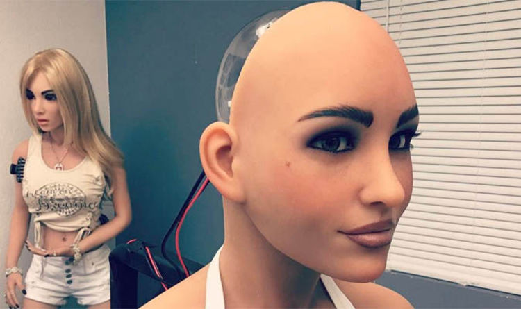 Sex robot who can ORGASM and remember YOUR favourite position now available
