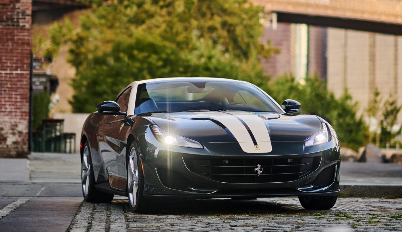 First U S Ferrari Tailor Made Center Opens In Manhattan