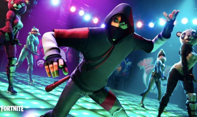 fortnite ikonik skin how to get ikonik skin new map coming s10 event date - fortnite special event 2019