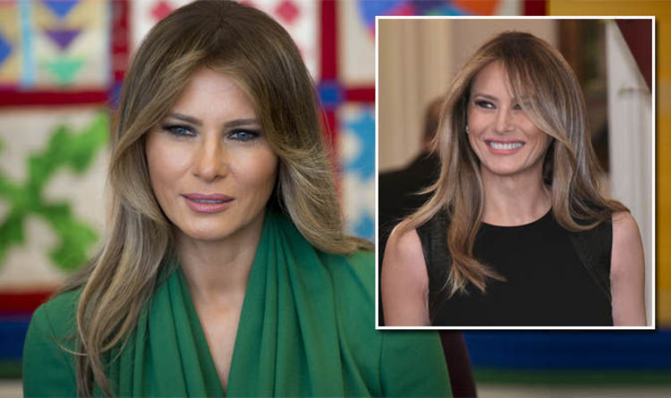 How To Get Melania Trumps Hair At Home Step By Stel Express