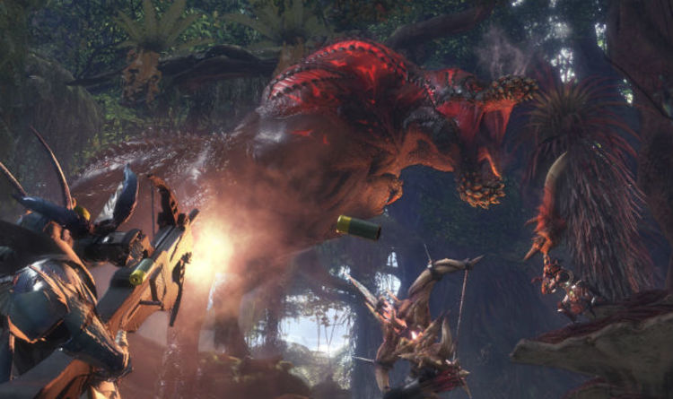 Mhw Deviljho How To Find The Quest And Take On Monster Hunter World