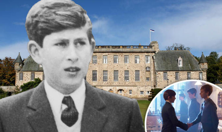 The Crowns Portrayal Of Prince Charles Gordonstoun School Blasted