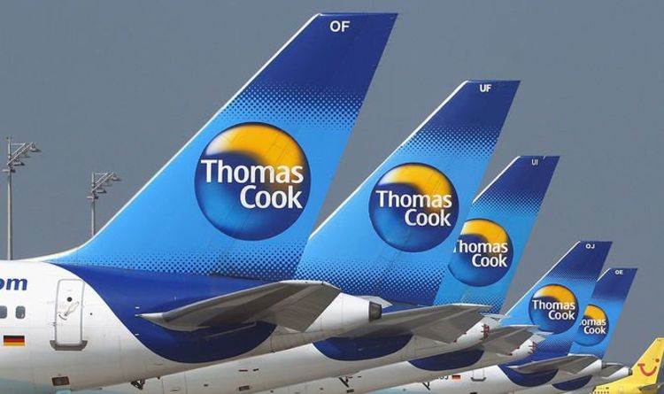 Thomas Cook ile ilgili görsel sonucu
