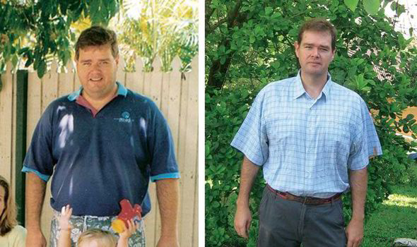 Sweet relief i lost six stone in a year by giving up sugar sweet tooth david lost 2lbs a week as a result of cutting sugar from his diet ccuart Choice Image
