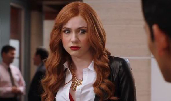 Former Doctor Who Actress Karen Gillan Stars In American Sitcom