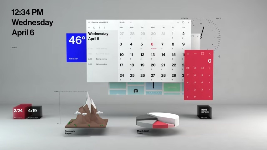 What Is Fluent Design System How Is Microsoft Building The Most Beautiful Operating System