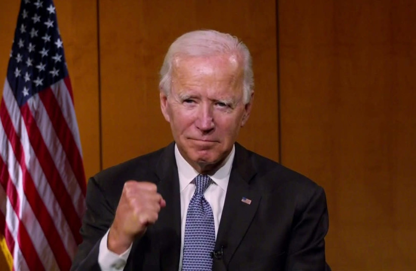 75 Of Us Jews Voting For Biden In Us Presidential Election The Jerusalem Post