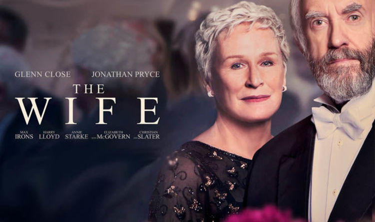 Image result for Film the wife