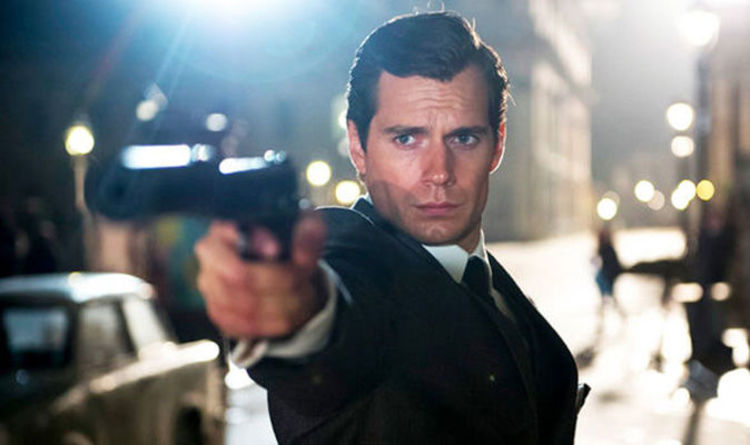 James Bond: Henry Cavill 'I'd say YES to replacing Daniel Craig' | Films |  Entertainment | Express.co.uk
