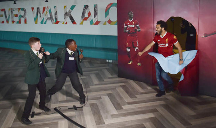 Image result for Mohamed Salah prank