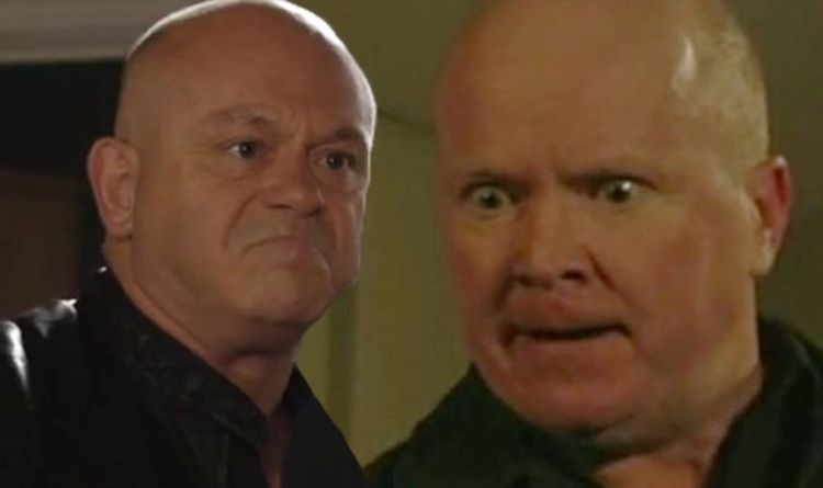 EastEnders spoilers Grant Mitchell returns to Walford as Phil Mitchell teases comeback? | TV & Radio | Showbiz & TV | Express.co.uk
